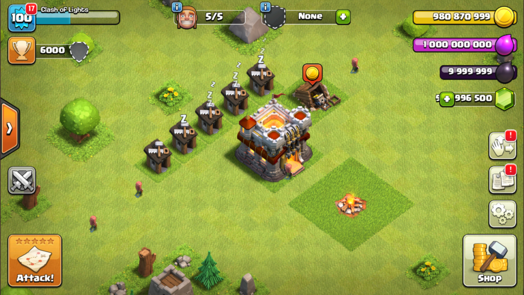 Clash of Clans Private Server APK Download