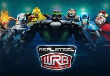 Real Steel World Robot Boxing Mod Apk