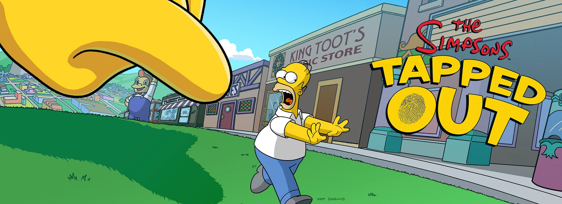 the simpsons tapped out apk mod ios