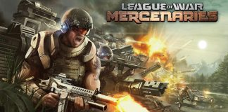 League of War Mercenaries Mod APK