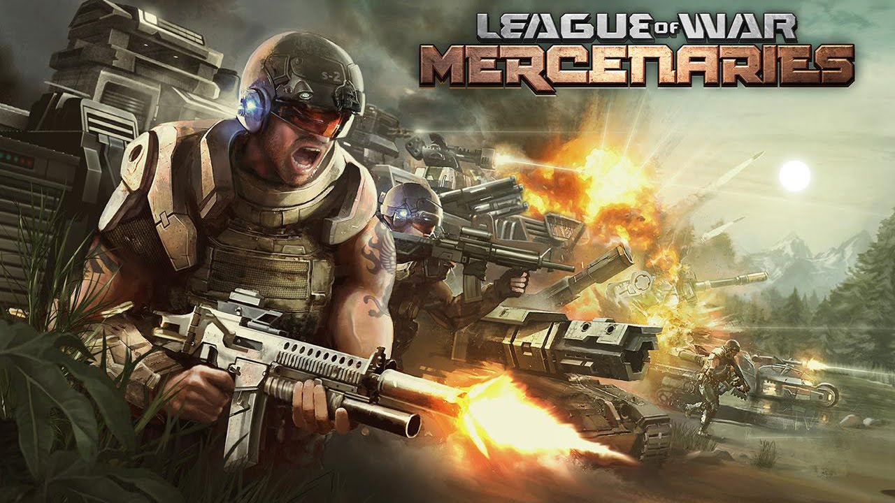 League of War Mercenaries Mod APK 9 0 20 | Android Game Mods