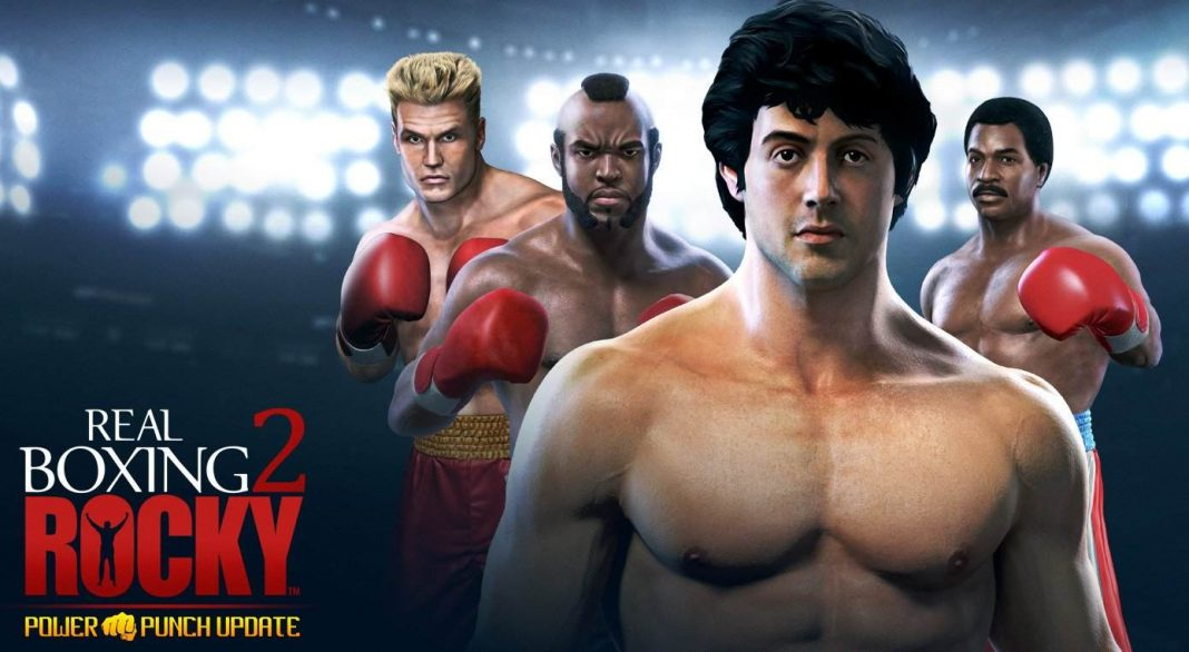 Real Boxing 2 ROCKY Mod APK