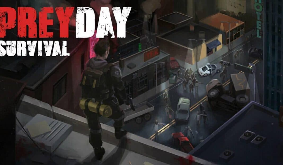 Prey Day Survival Mod Apk
