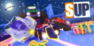 SUP Multiplayer Racing Mod APK